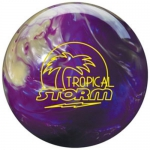 STORM TROPICAL MAJESTIC PURPLE/IVORY