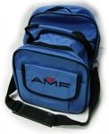 Сумка AMF для 1 шара голубая