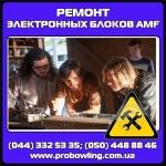 РЕМОНТ  ЭЛЕКТРОННЫХ БЛОКОВ AMF